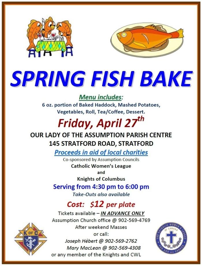 2018-04-27 SPRING FISH BAKE POSTER (002)